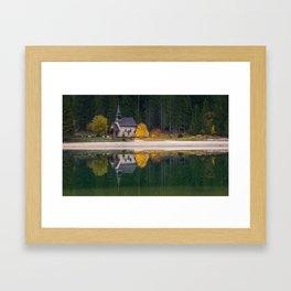 Dolomites 10 - Italy Framed Art Print