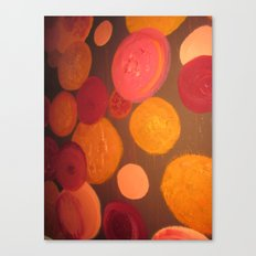 AND HEARTS Canvas Print