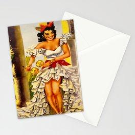 Cuba Holiday Isle of the Tropics Stationery Cards