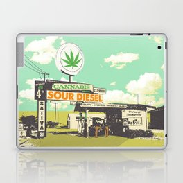 SOUR DIESEL Laptop & iPad Skin