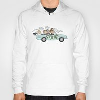 cyrilliart Hoodies featuring No Control by Cyrilliart