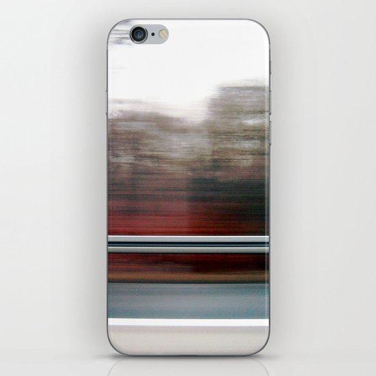 autobahn . iPhone & iPod Skin