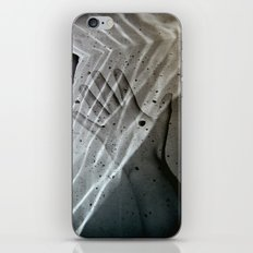 Wading In The Water iPhone & iPod Skin