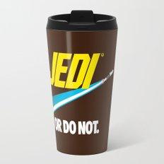 Brand Wars: Jedi - blue lightsaber Travel Mug