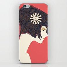 flower iPhone & iPod Skin