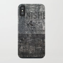 nisher iPhone Case