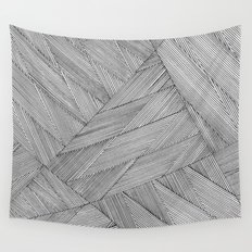 Anglinear Wall Tapestry