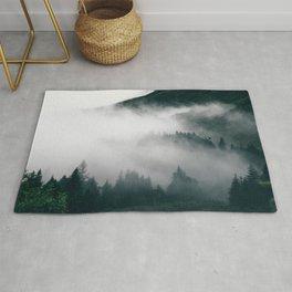 Forest Fog XVIII Rug