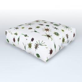dorstenia mania color Outdoor Floor Cushion