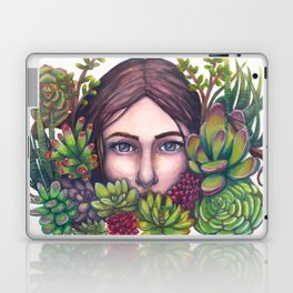 Secret Garden Laptop & iPad Skin