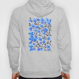 Cherry Blossoms – Blue Palette Hoody