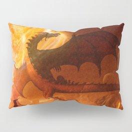 Dragon's world Pillow Sham