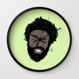 This is America Wall Clock