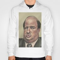 kevin russ Hoodies featuring Kevin by Ben Anderson
