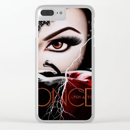 Once Upon A Time Clear iPhone Case