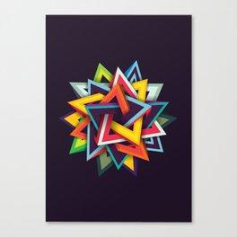 Endless Magen Canvas Print