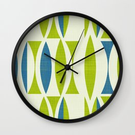 Seventies Collection Wall Clock