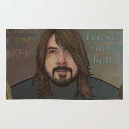 Foo Fighter - A Sign Of Life Rug