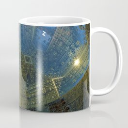 The City Wide and Broad Coffee Mug