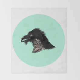 The Vulture. Throw Blanket