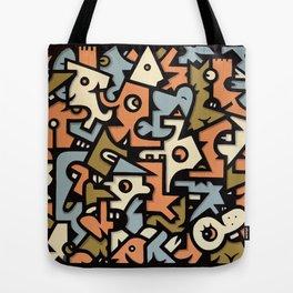 Kaotica 11 Tote Bag