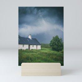 Cottage in Glencoe II Mini Art Print
