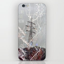 This is My Power by Debbie Porter iPhone Skin