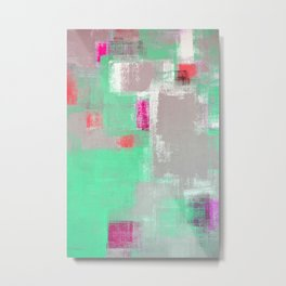 Toppings Metal Print