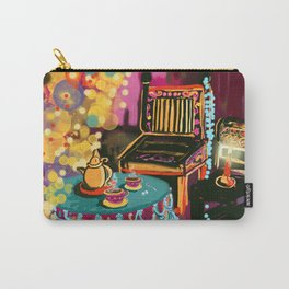 Tea With Gypsies Carry-All Pouch