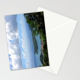 Over the Clouds in St Thomas Stationery Cards