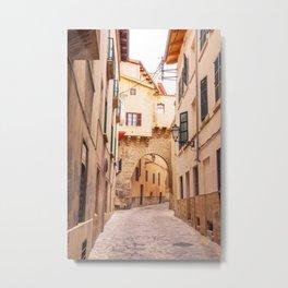 Palma de Mallorca Spain Photography Metal Print