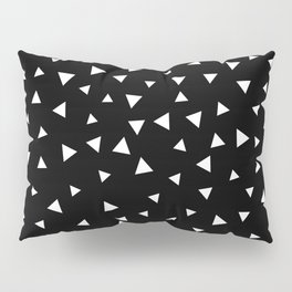 Triangles Movement Pillow Sham