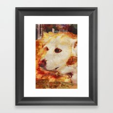 Bree Framed Art Print