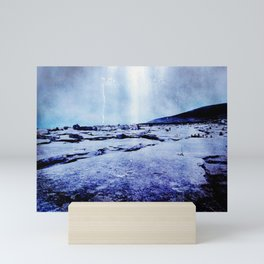 Beam in the Burren Mini Art Print