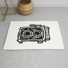 Rolleicord TLR camera Rug
