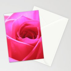 Pink Roses #3 Stationery Cards