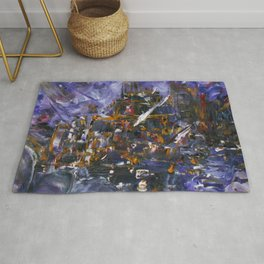 Intergalactic Battle Rug