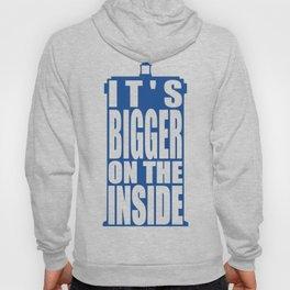 Bigger on the Inside Hoody