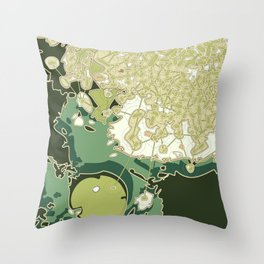 Planning Strategy #06 Throw Pillow