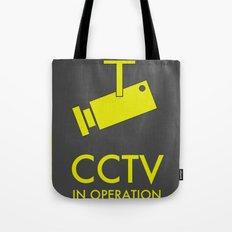 CCTV Tote Bag