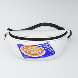 Pizza Scratch Fanny Pack