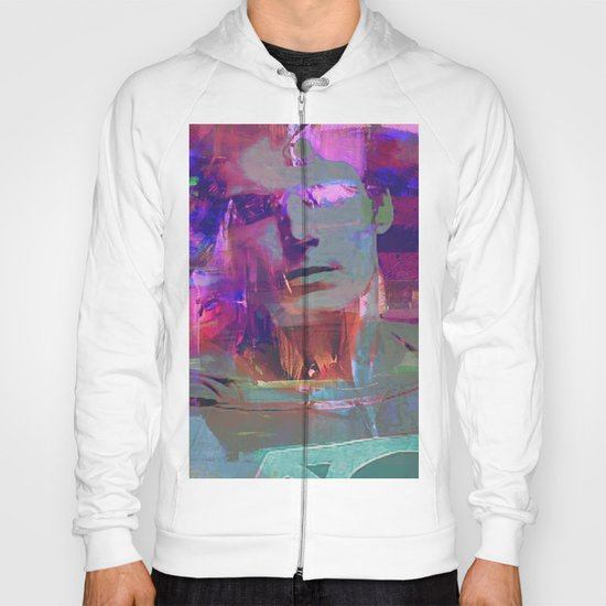 Super Abstract Man Hoody