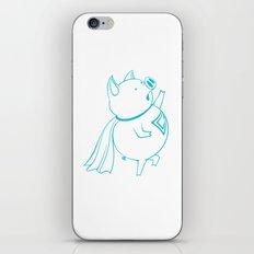 piggy 07 iPhone & iPod Skin
