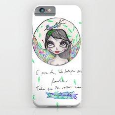 Não bastava ser Fada... Slim Case iPhone 6s