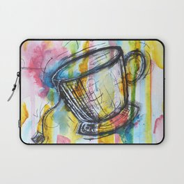 Sunshine and Tea Laptop Sleeve