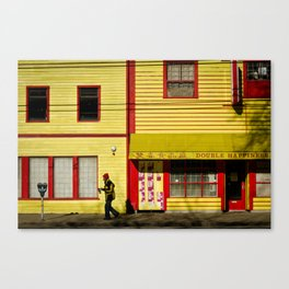 Eastside Canvas Print