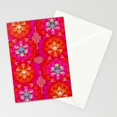 Variations on A Feather IV - Stars Aligned (Firebird Edition) Stationery Cards