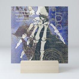 Grip Mini Art Print