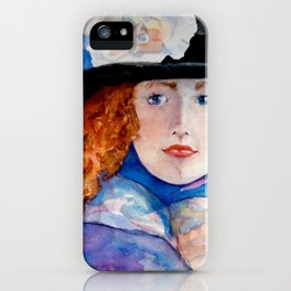 Artist Abroad iPhone Case