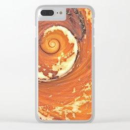 Shiva Eye Clear iPhone Case